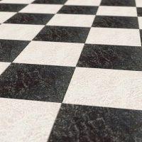 Грядка похожа на шахматное поле